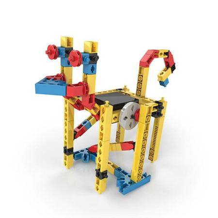 Set inginerie 18 modele cu motor Engino, image 21