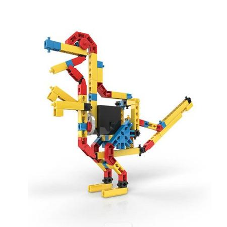 Set inginerie 18 modele cu motor Engino, image 5