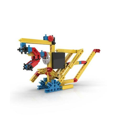 Set inginerie 18 modele cu motor Engino, image 17