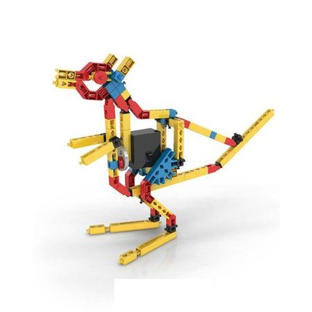 Set inginerie 18 modele cu motor Engino, image 8