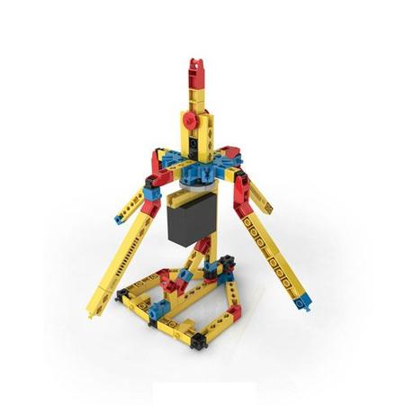 Set inginerie 18 modele cu motor Engino, image 19