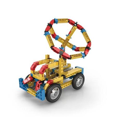 Set inginerie 40 modele cu motor Engino, image 3