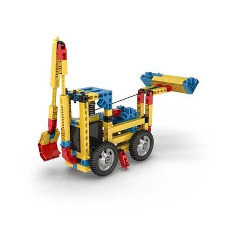 Set inginerie 40 modele cu motor Engino, image 11