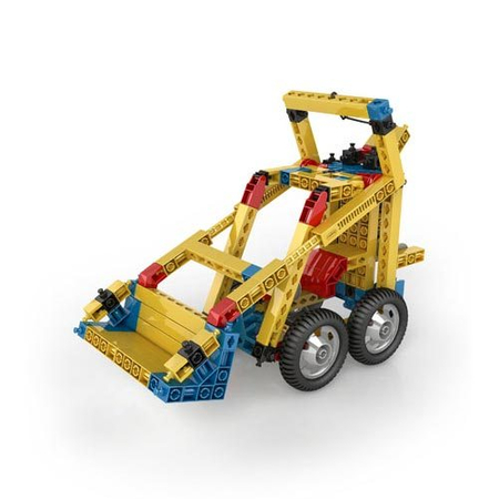Set inginerie 40 modele cu motor Engino, image 10