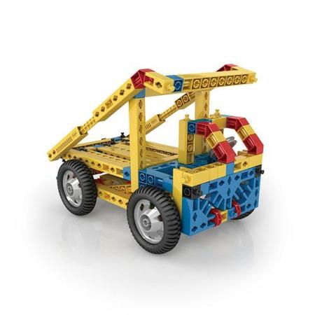 Set inginerie 40 modele cu motor Engino, image 20