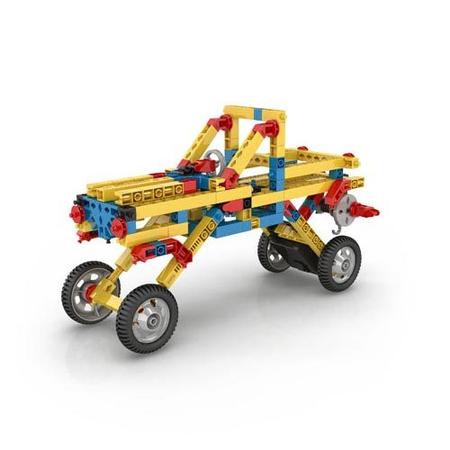 Set inginerie 40 modele cu motor Engino, image 8