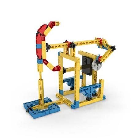 Set inginerie 40 modele cu motor Engino, image 7