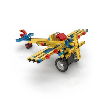 Set inginerie 40 modele cu motor Engino, image 17