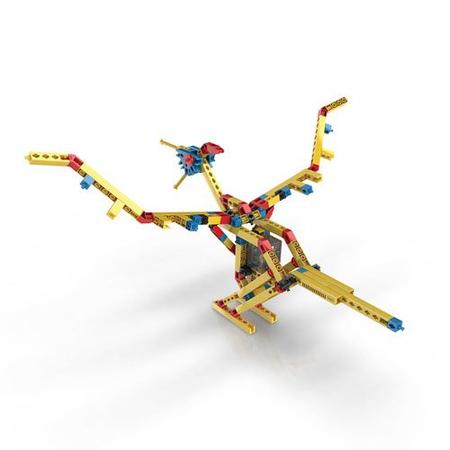 Set inginerie 40 modele cu motor Engino, image 4