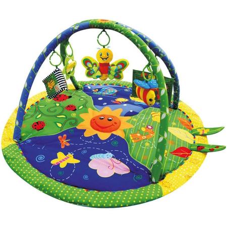 Centru de joaca cu sunete si Fluture - Sun Baby, image 1