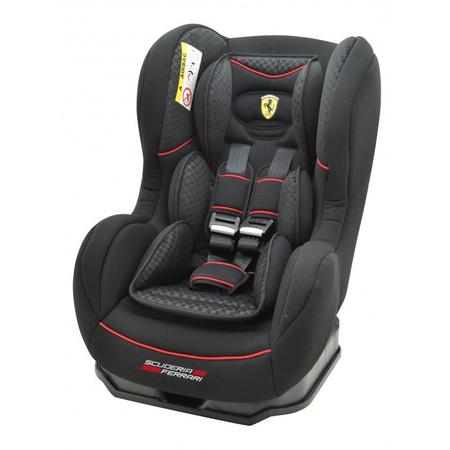 Scaun auto Cosmo SP Ferrari BLACK, image 1