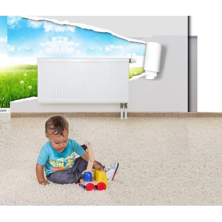 Filtru de aer impotriva prafului din camera copilului Pure BabyAir REER 9413, image 2