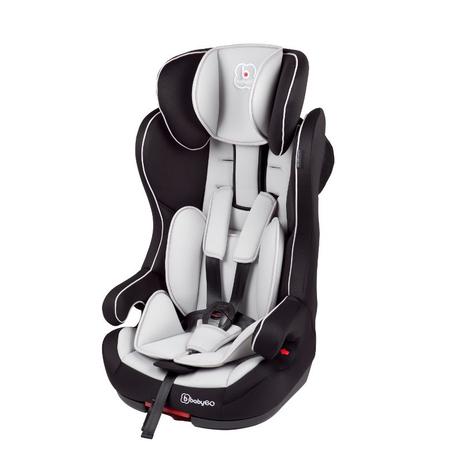 Scaun auto Isofix Iso Grey BabyGo, image 4