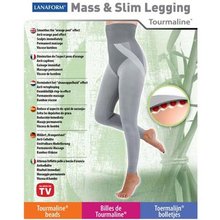 Pantalon anticelulitic Mass & Slim Legging Lanaform, image 4