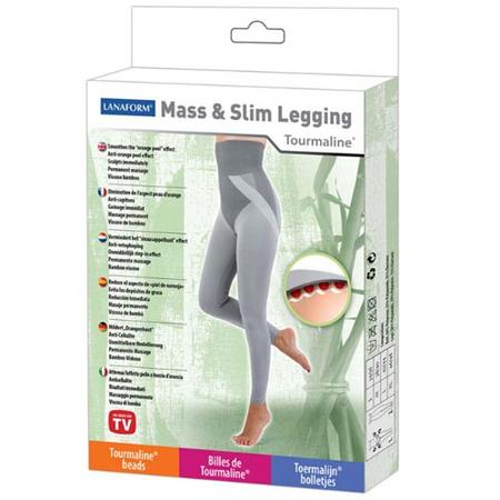 Pantalon anticelulitic Mass & Slim Legging Lanaform, image 3