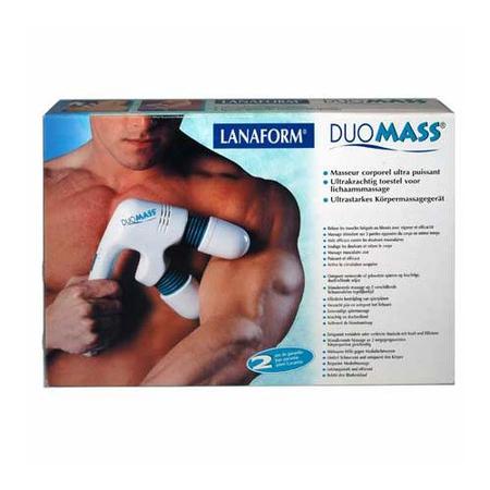 Aparat de masaj Duo Mass Lanaform, image 3