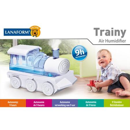 Umidificator de camera Trainy Lanaform, image 5