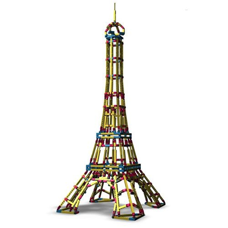 Mega structuri: Turnul Eiffel Engino, image 2