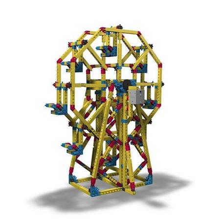 Mega structuri: Roata Ferris Engino, image 3