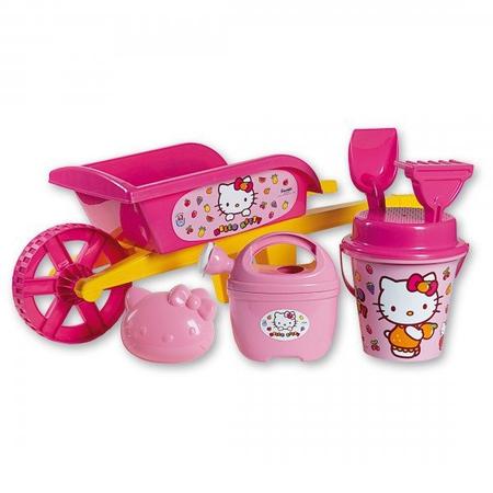 Roaba cu jucarii de nisip Hello Kitty Androni Giocattoli, image 1