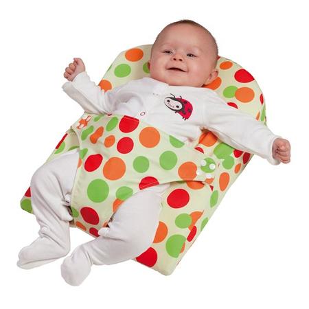 Saltea anti-alunecare cu ham pentru bebelusi Clevamama, image 1