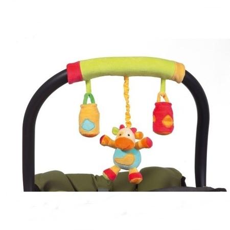 Bagheta muzicala cu iepuras Brevi Soft Toys, image 2