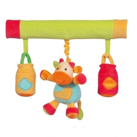 Bagheta muzicala cu iepuras Brevi Soft Toys, image 1