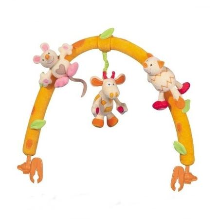 Arc jucarie vibratoare Vacuta - Brevi Soft Toys, image 1