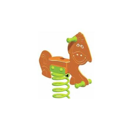 Balansoar pe arcuri Donkey KBT, image 1