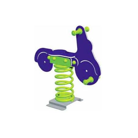 Balansoar pe arcuri Scooter Varianta - Ingropat KBT, image 1