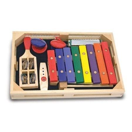 Set instrumente muzicale incepatori Melissa & Doug, image 1