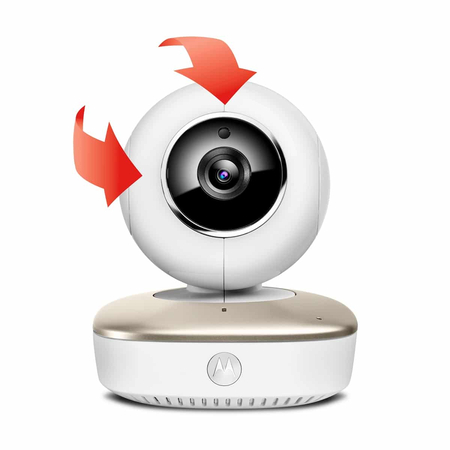 Camera Supraveghere Video MBP87 Motorola Smart Nursery Motorola, image 6