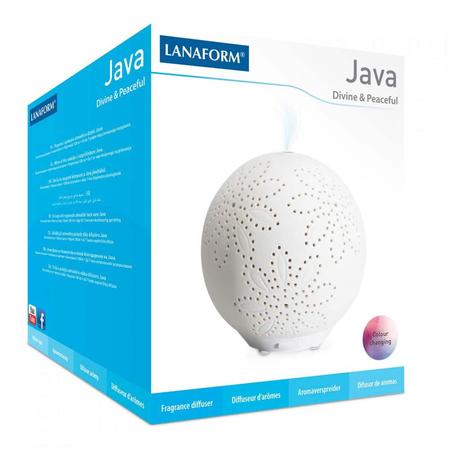 Difuzor de Aromaterapie Java Lanaform, image 2