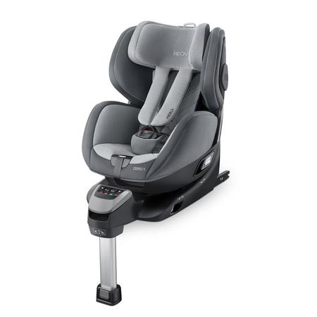 Scaun Auto pentru Copii Zero.1 R129 Aluminium Grey, image 1