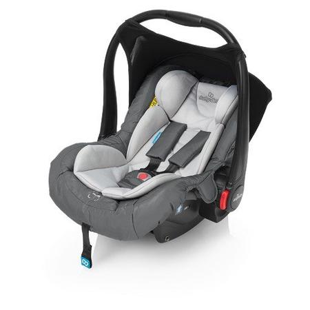 Scoica auto 0-13 kg Baby Design Leo 07 gray, image 1