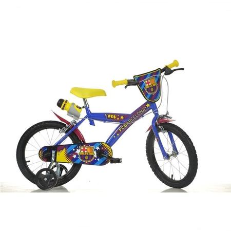 "Bicicleta FC Barcelona 16"" Dino Bikes, image 1"