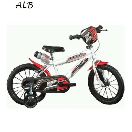 "Bicicleta MTB 16"" Dino Bikes, image 2"