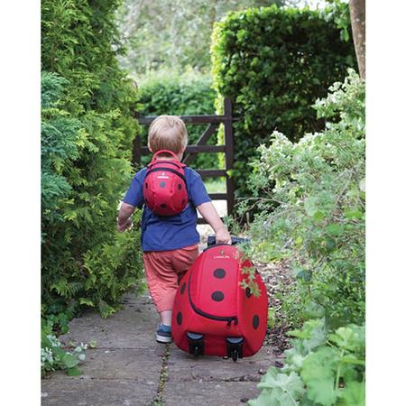 Troler pentru copii Buburuza, image 3