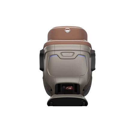Scaun auto Noah SF012 cu Isofix 0-25 kg Moka Kiwy, image 5