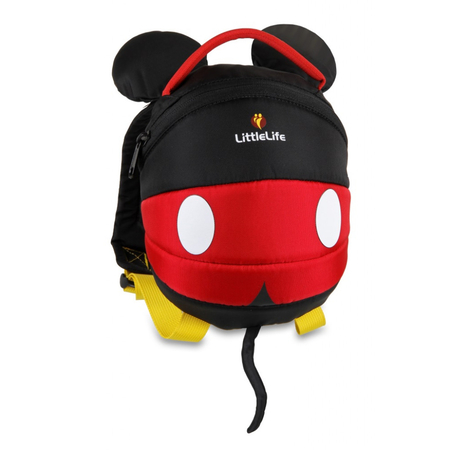 Rucsac Copii cu Ham Detasabil Disney Mickey, image 1