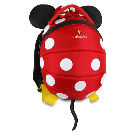 Rucsac Copii cu Ham Detasabil Disney Minnie, image 1