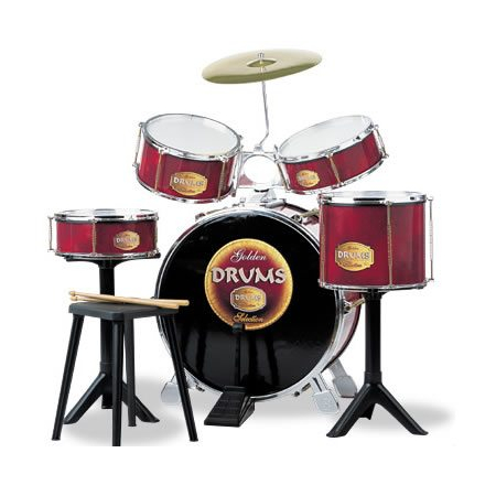 Baterie, Set tobe Golden Drums Reig Musicales, image 1
