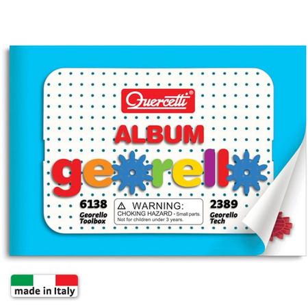 Georello 3D Gear Tech Quercetti, image 3