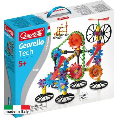 Georello 3D Gear Tech Quercetti, image 1
