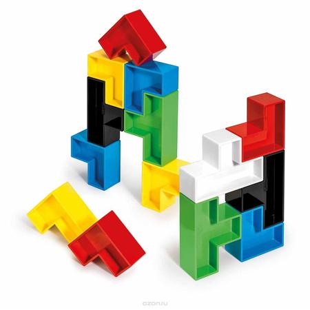 Joc Constructie Poli Quercetti, image 2