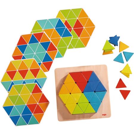 Joc de aranjare Haba, Piramidele magice, 2ani+, image 1