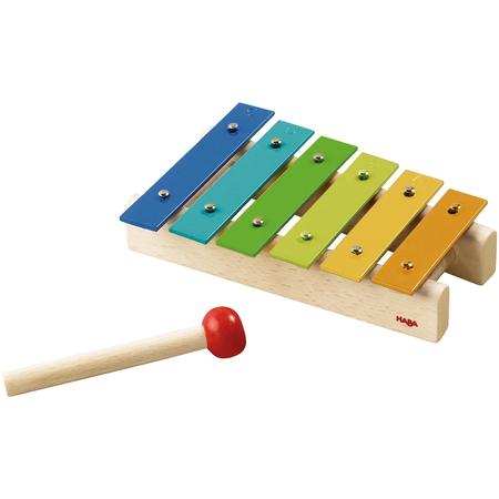 Instrument muzical sub forma de xilofon, Haba, 2ani+, image 2