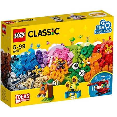 Caramizi si Roti Variate 10712 LEGO Classic, image 1