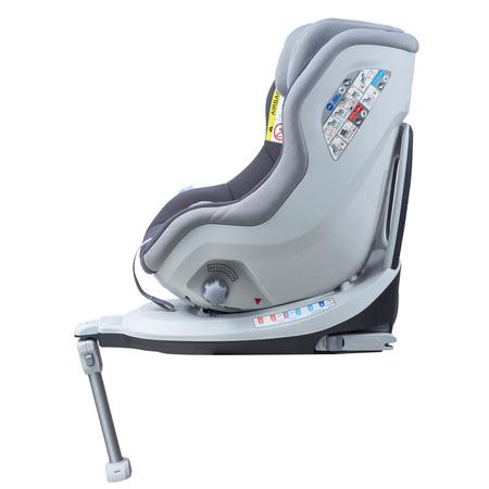 Scaun auto Rear Facing rotativ Tiago 0-18 kg gri KidsCare, image 3