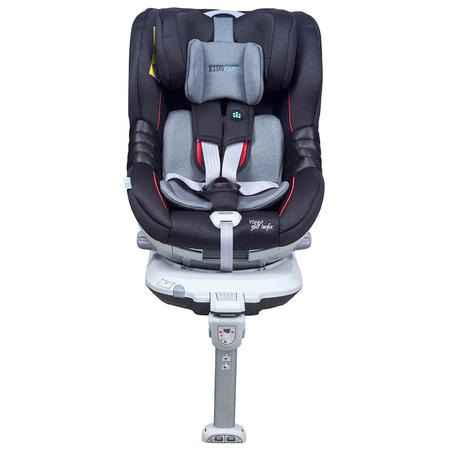 Scaun auto Rear Facing rotativ Tiago 0-18 kg negru KidsCare, image 4